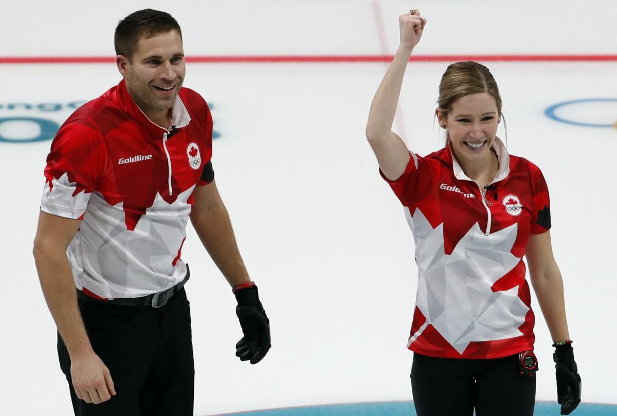 Канадський дует виграв турнір з керлінгу / Reuters