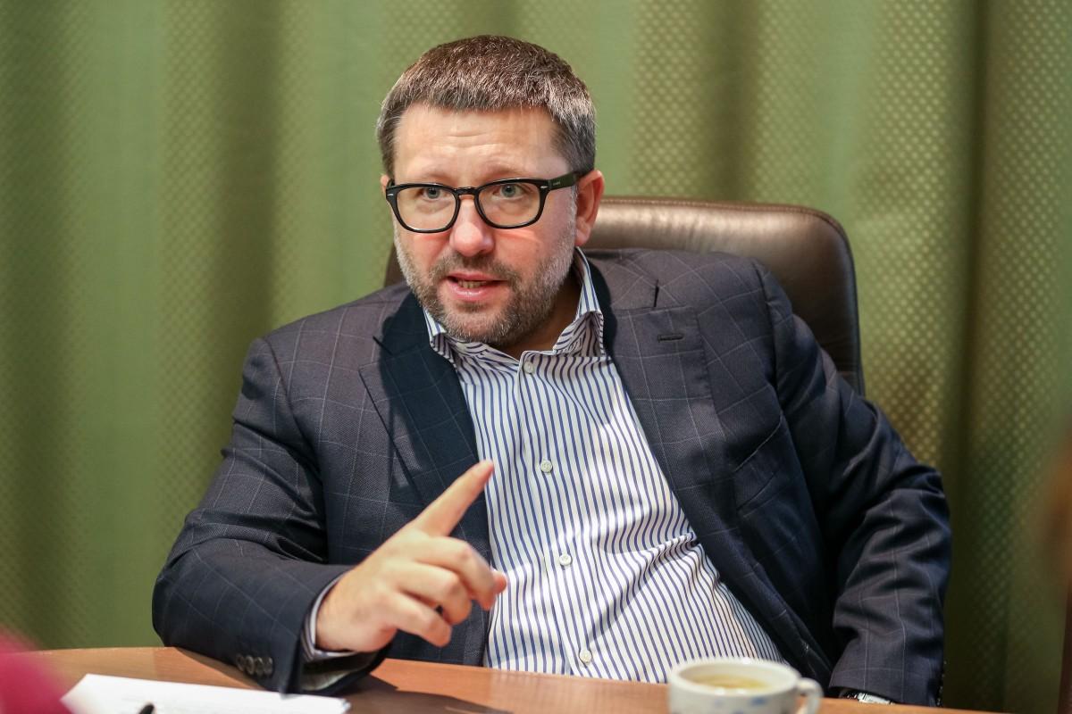 Чернишов стверджує, що пенітенціарна система має дві основні місії - ізоляцію і ресоціалізацію / фото УНІАН