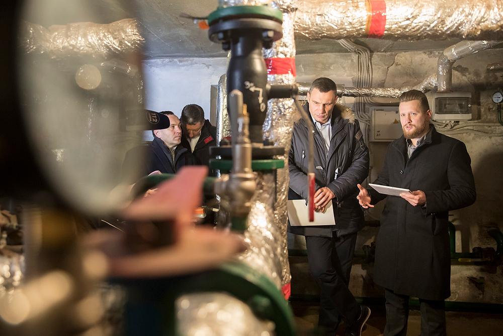 Фото: прес-служба Кличка
