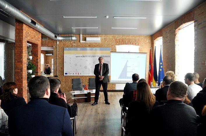 Семінар відбувся 13 лютого / фото oda.zt.gov.ua