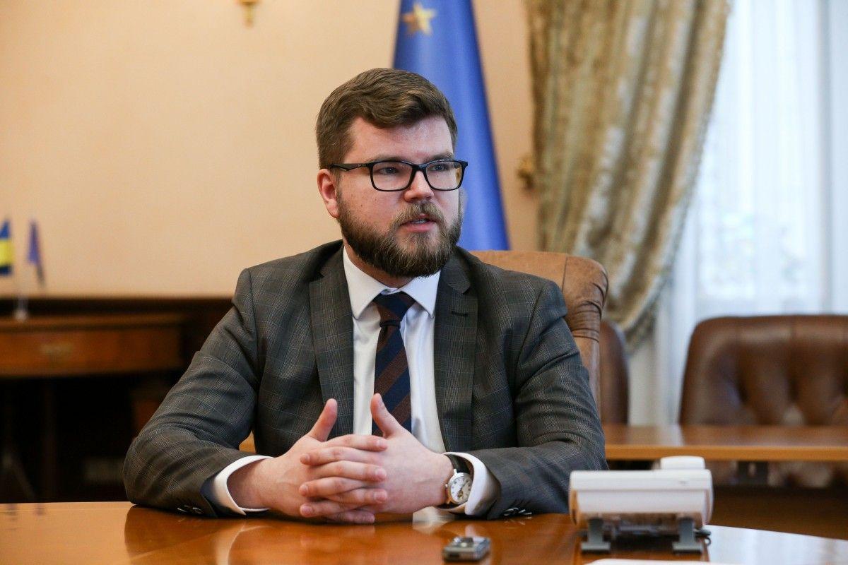 Кравцов отметил, что УЗ исполнила одну из крупнейших корпоративных сделок в независимой стране