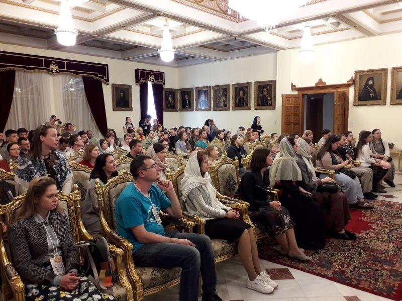Фестиваль відвідала також українська православна молодь / churchofcyprus.org.cy