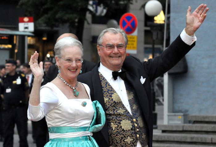 Принц Хенрик с супругой королевой Маргрете II / фото kulturologia.ru