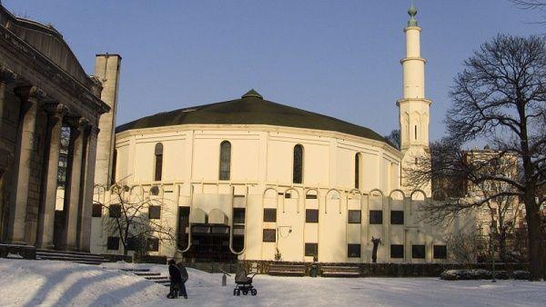 Соборна мечеть Брюсселя / islam-today.ru