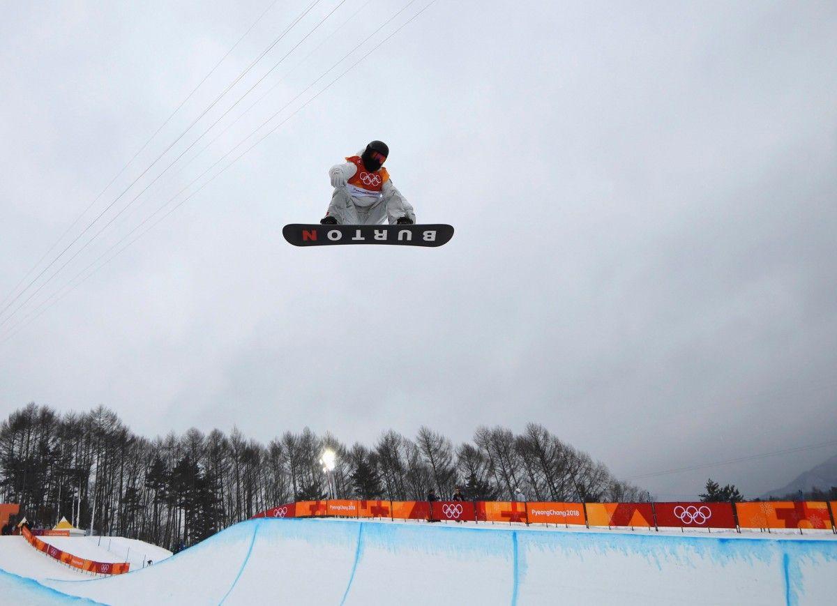 Шон Уайт стал трехкратным олимпийским чемпионом / Reuters