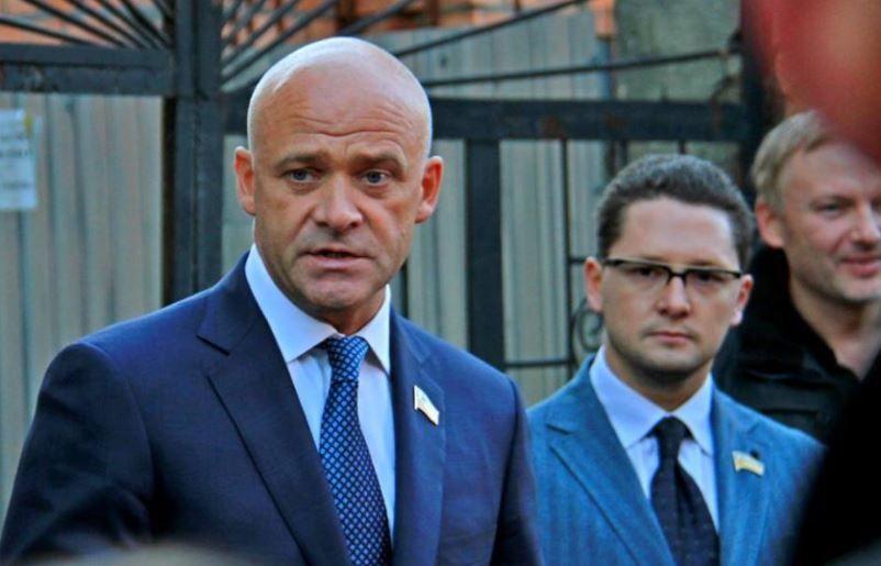 Правоохоронці затримали не лише Труханова, але і його заступника Вугельмана / Facebook, Natalie Sedletska
