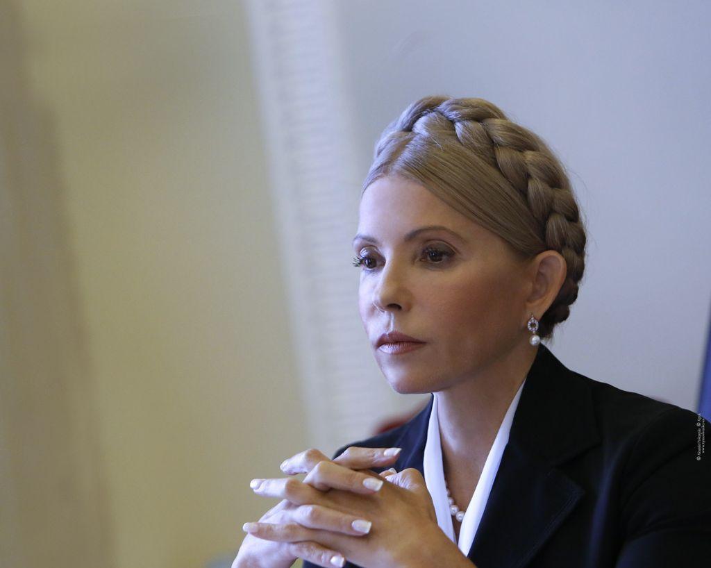 Украинцев поразила помолодевшая Тимошенко вСША