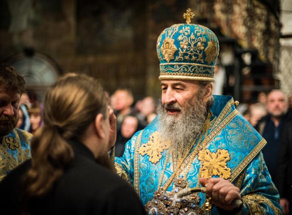 Предстоятель УПЦ Блаженніший митрополит Онуфрій  / news.church.ua