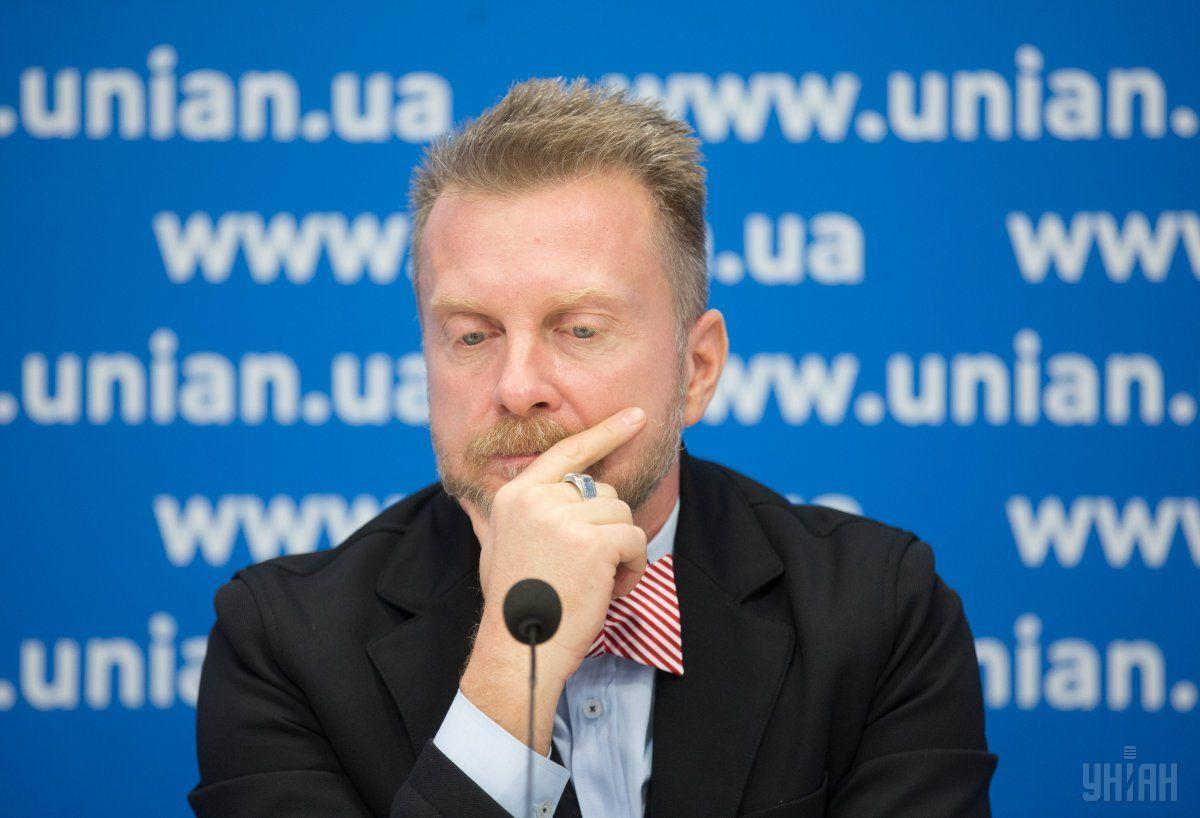 Антін Мухарський поїхав із України / фото УНІАН