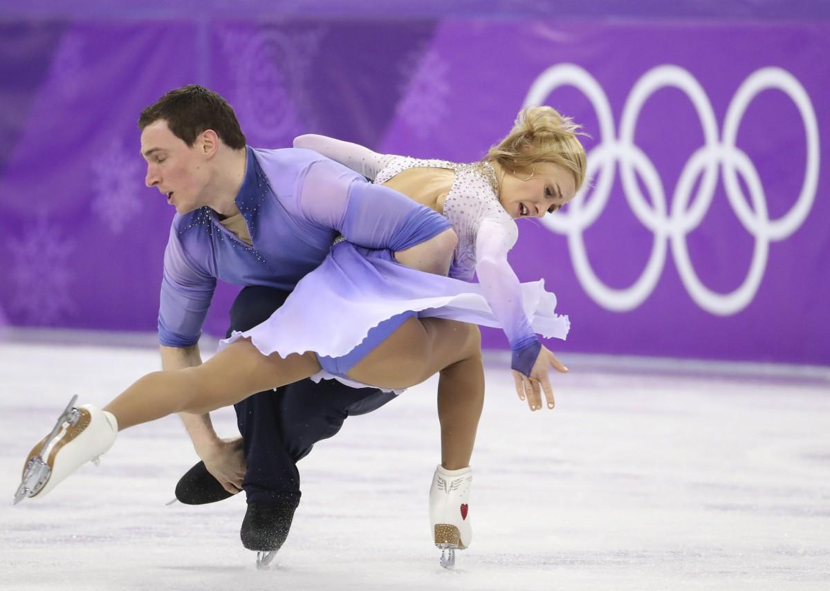 Альона Савченко і Бруно Масо принесли золото Пхенчхана-2018 збірній  Німеччини   Reuters 47215a70df92e