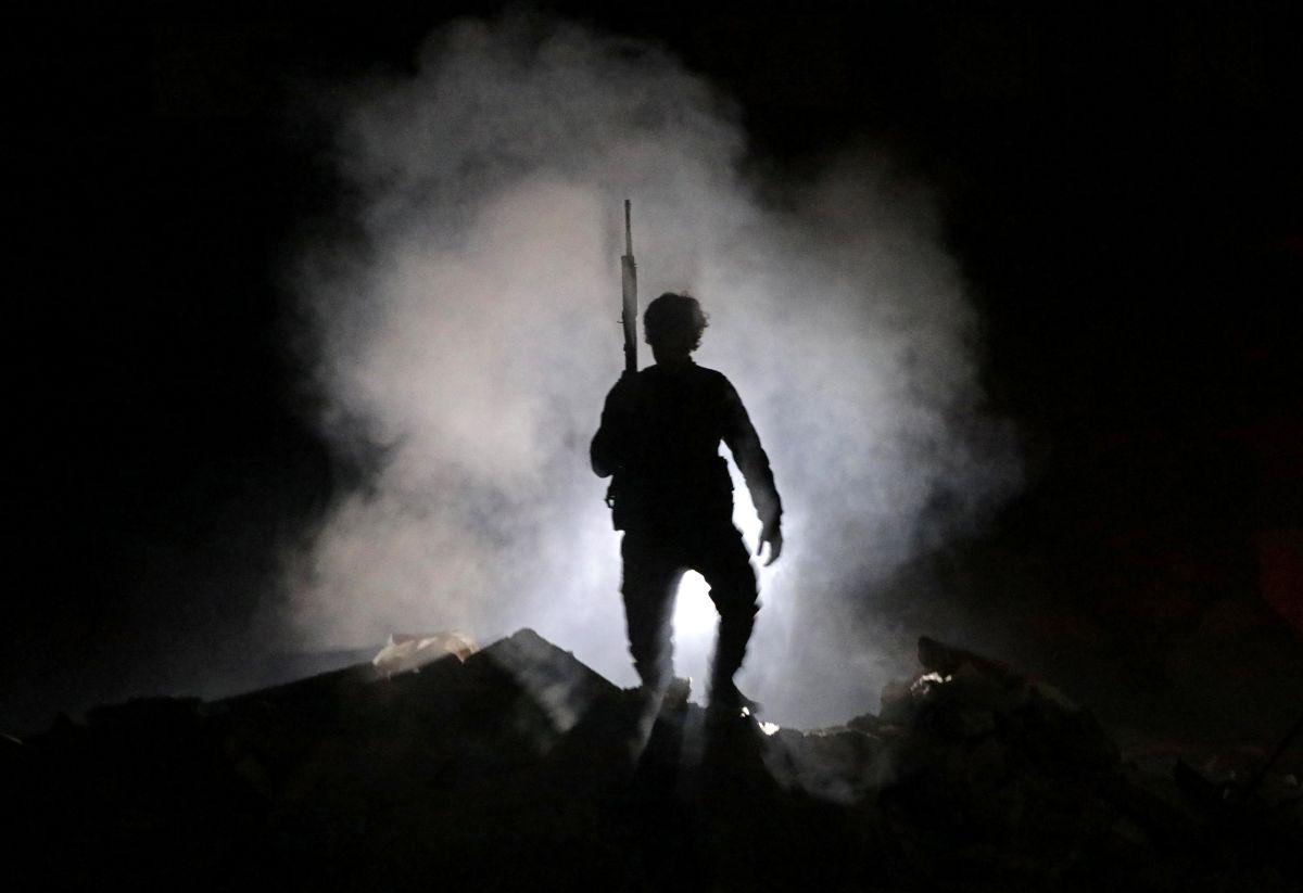 Российские наемники понесли новые крупные потери вСирии
