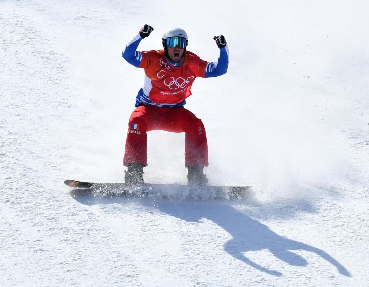 Вольтье завоював третє золото для збірної Франції на Гра в Пхенчхані / Reuters