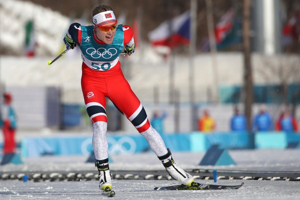 Лыжница Хагга ринесла сборной Норвегии еще одну золотую медаль / Reuters