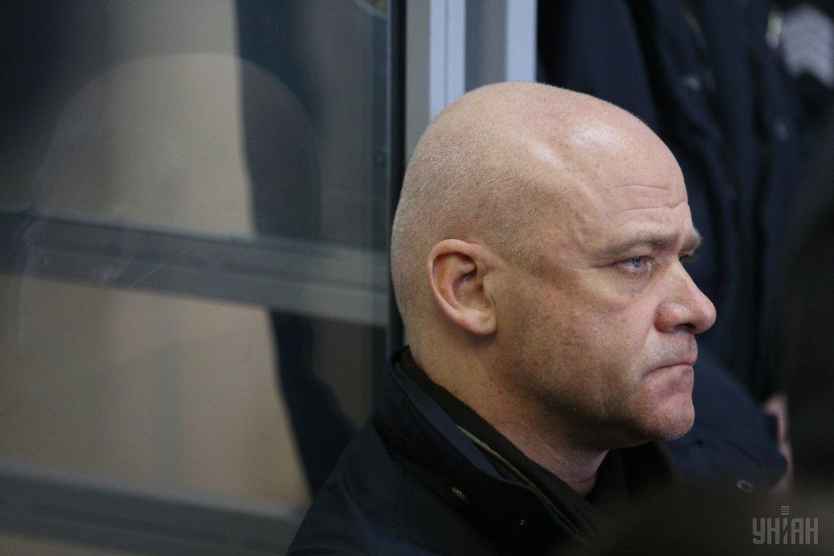 Труханов дізнався про план вручити йому підозру і одразу виїхав за кордон – САП