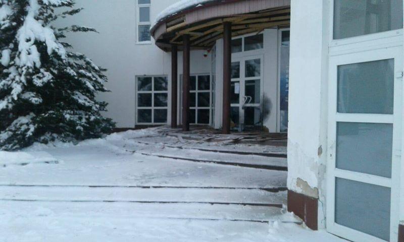 Возле музея Бандеры на Ивано-Франковщине прогремел взрыв / фото: Блиц-Инфо