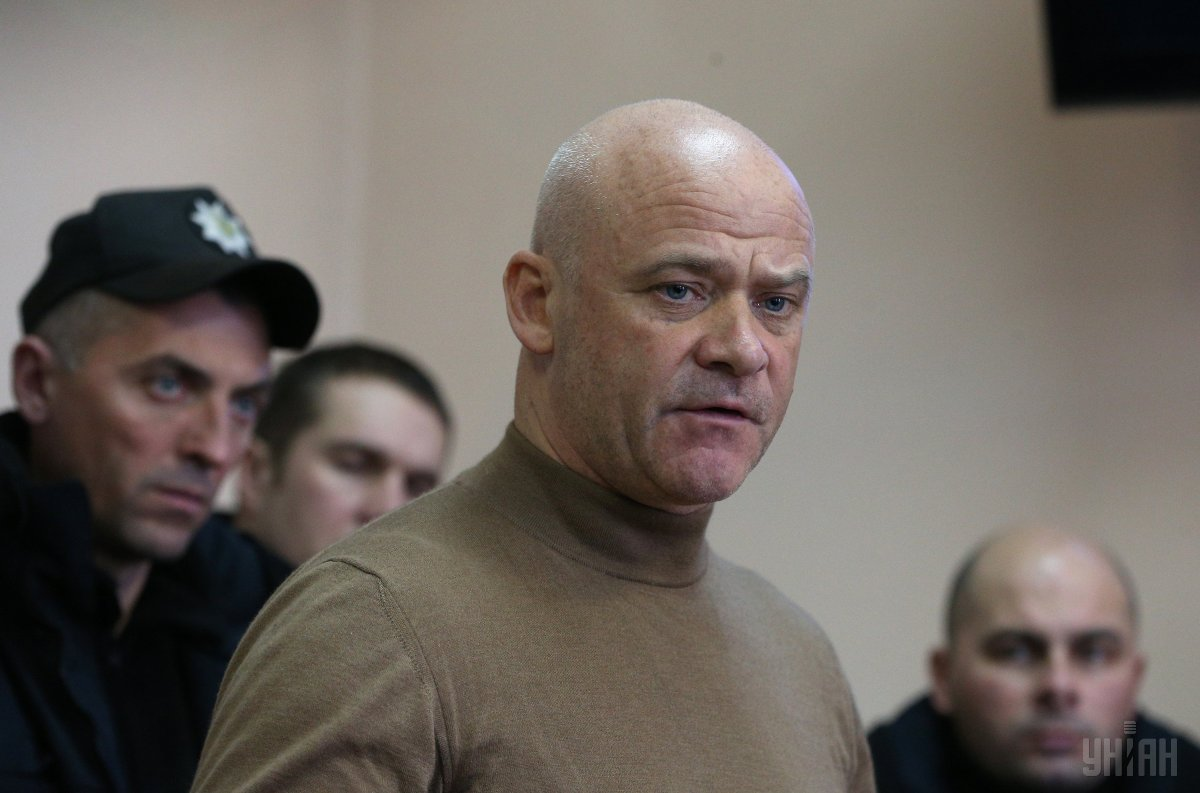 Труханов продолжает выполнять обязанности мэра Одессы / фото УНИАН