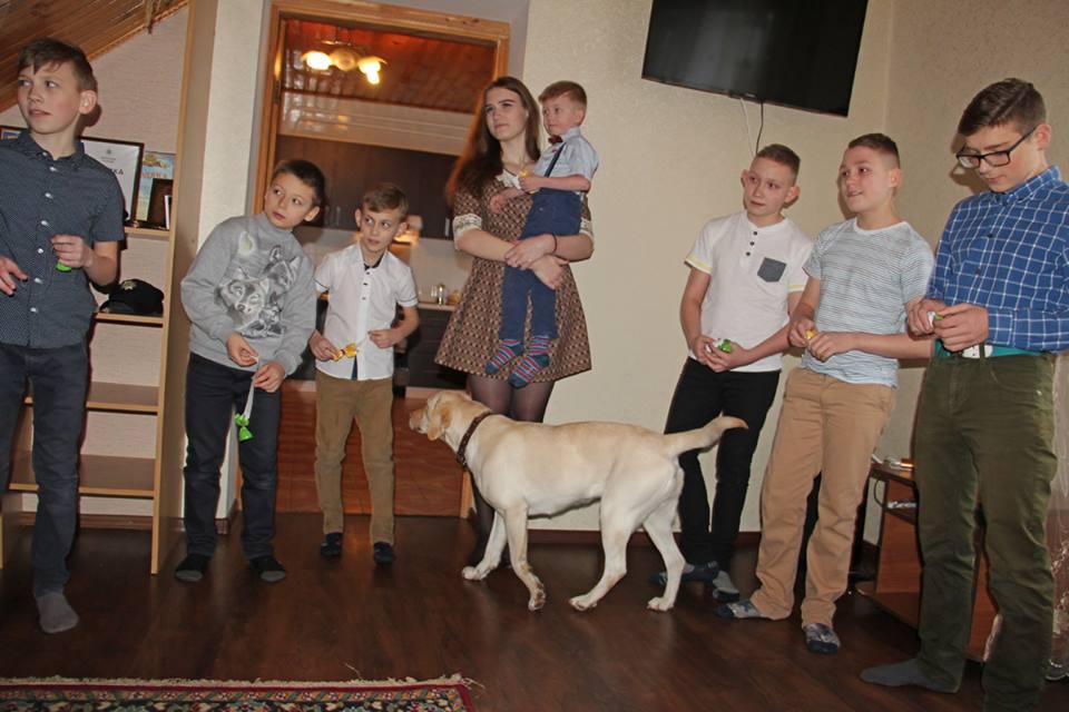 Светлана Зіляк: Воспитание деток приносит мне удовольствие, но, в то же время, и ответственность / Фото zt-rada.gov.ua