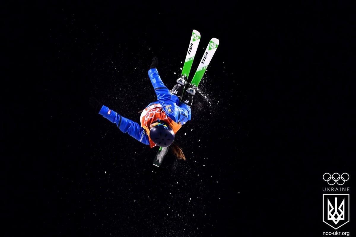 Ольга Полюк непробилась вфинал лыжной акробатики наОлимпиаде