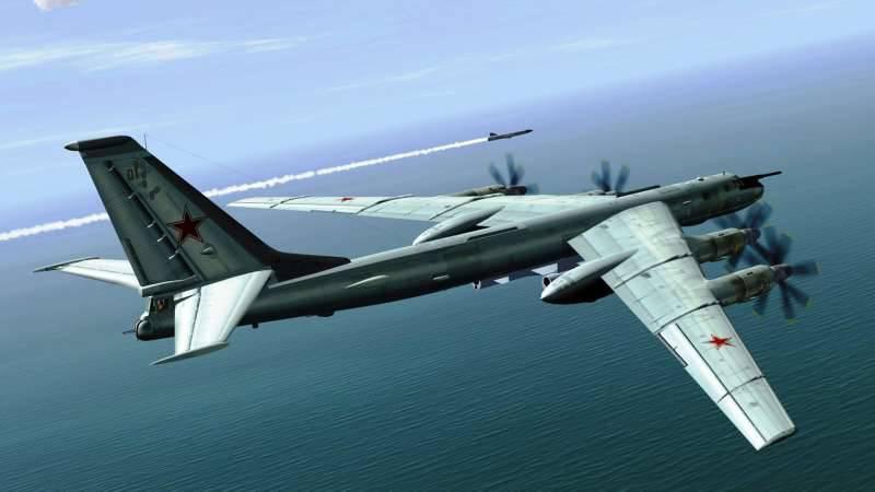 ВВС США перехватили российские Ту-95 над Аляской / фото topwar.ru