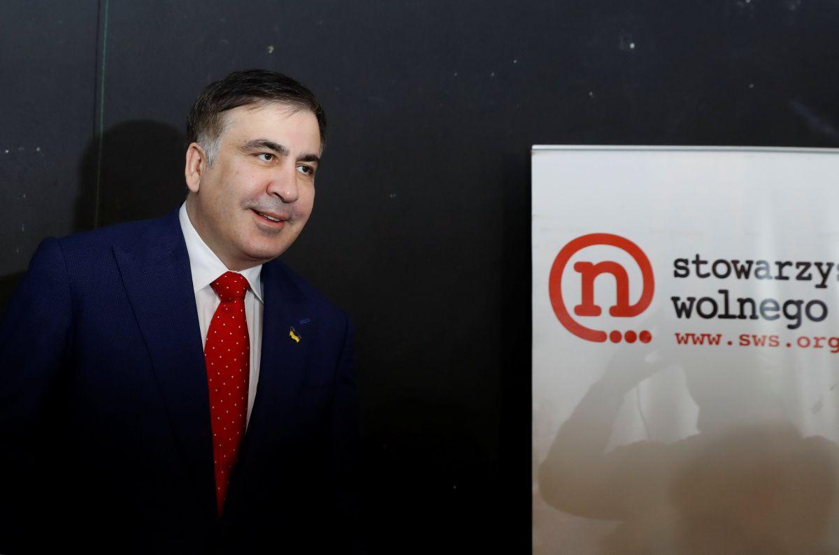 Михаил Саакашвили / фото REUTERS