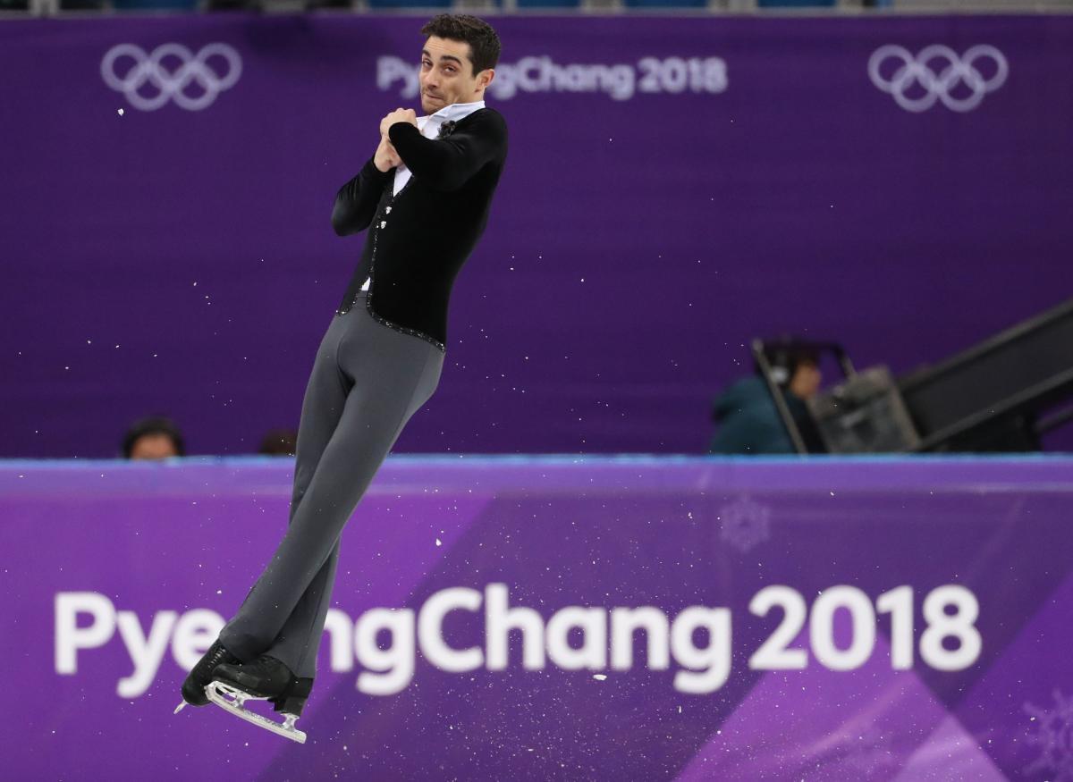 Іспанець Фернандес займає 2-е місце після короткої програми / Reuters