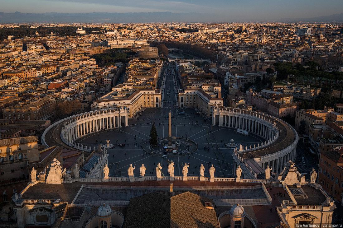Ватикан / иллюстративное фото, varlamov.ru