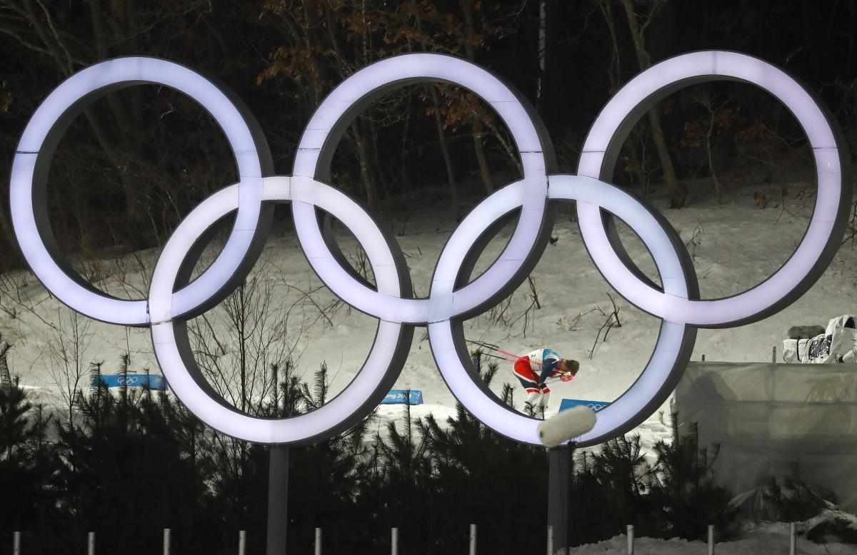 23 июня - Международный олимпийский день / REUTERS