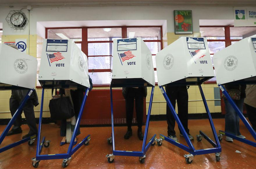 Законодатели Нью-Йорка приняли законопроект о переносе дня голосования из-за Рош а-Шана / lechaim.ru