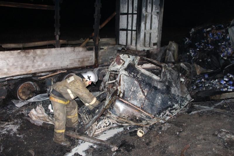 В ДТП в Крыму погибли семь человек / фото 82.mchs.gov.ru