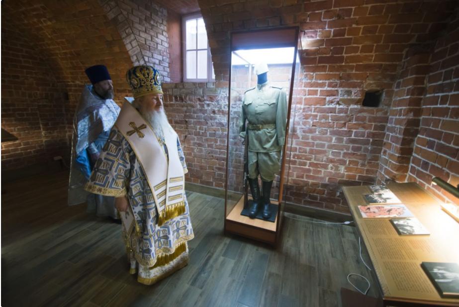 Експозиція присвячена головним етапам в історії Казанського образу / tatmitropolia.ru
