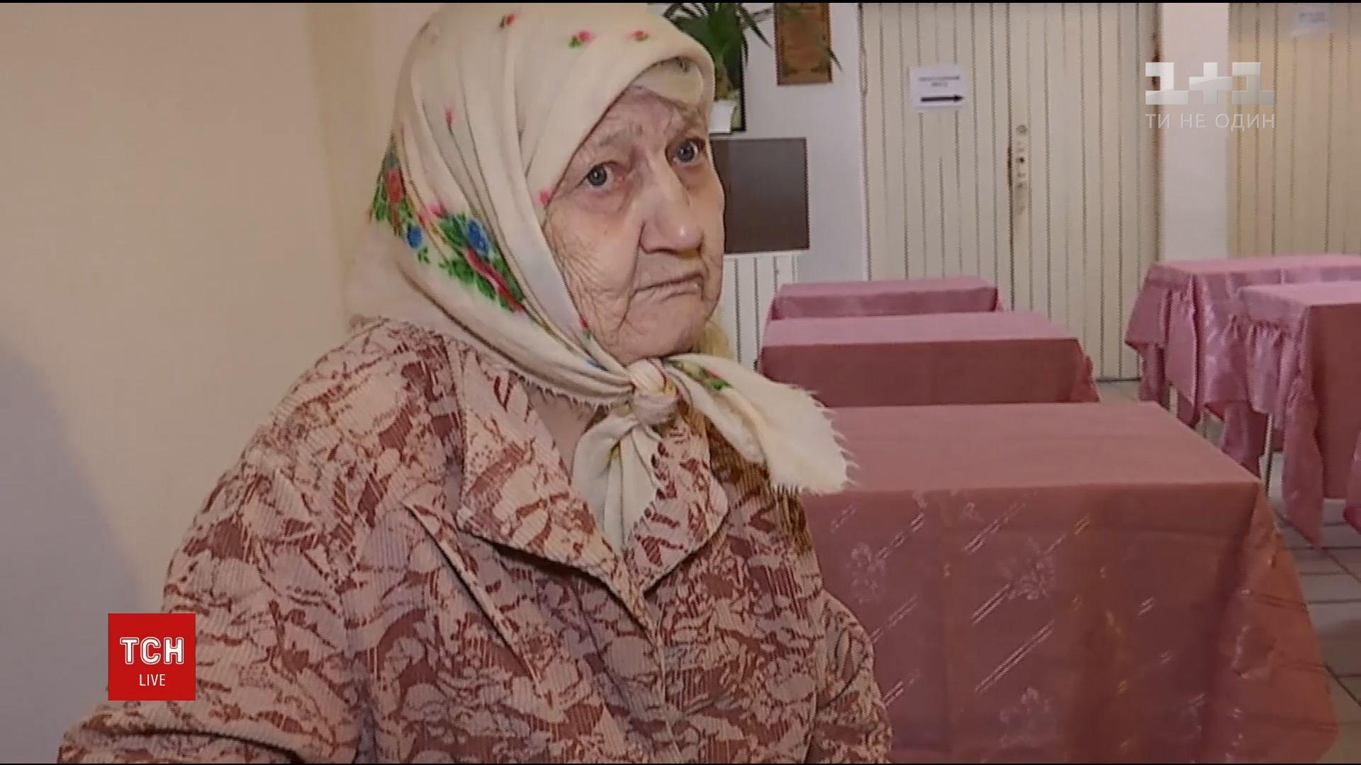 На Днепропетровщине в больнице шесть лет живет бабушка, которая ничего о себе не помнит