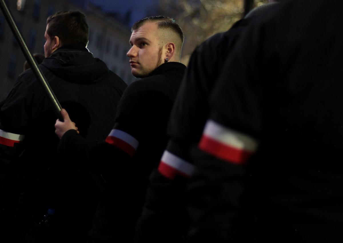 У столиці Болгарії пройшов марш неонацистів