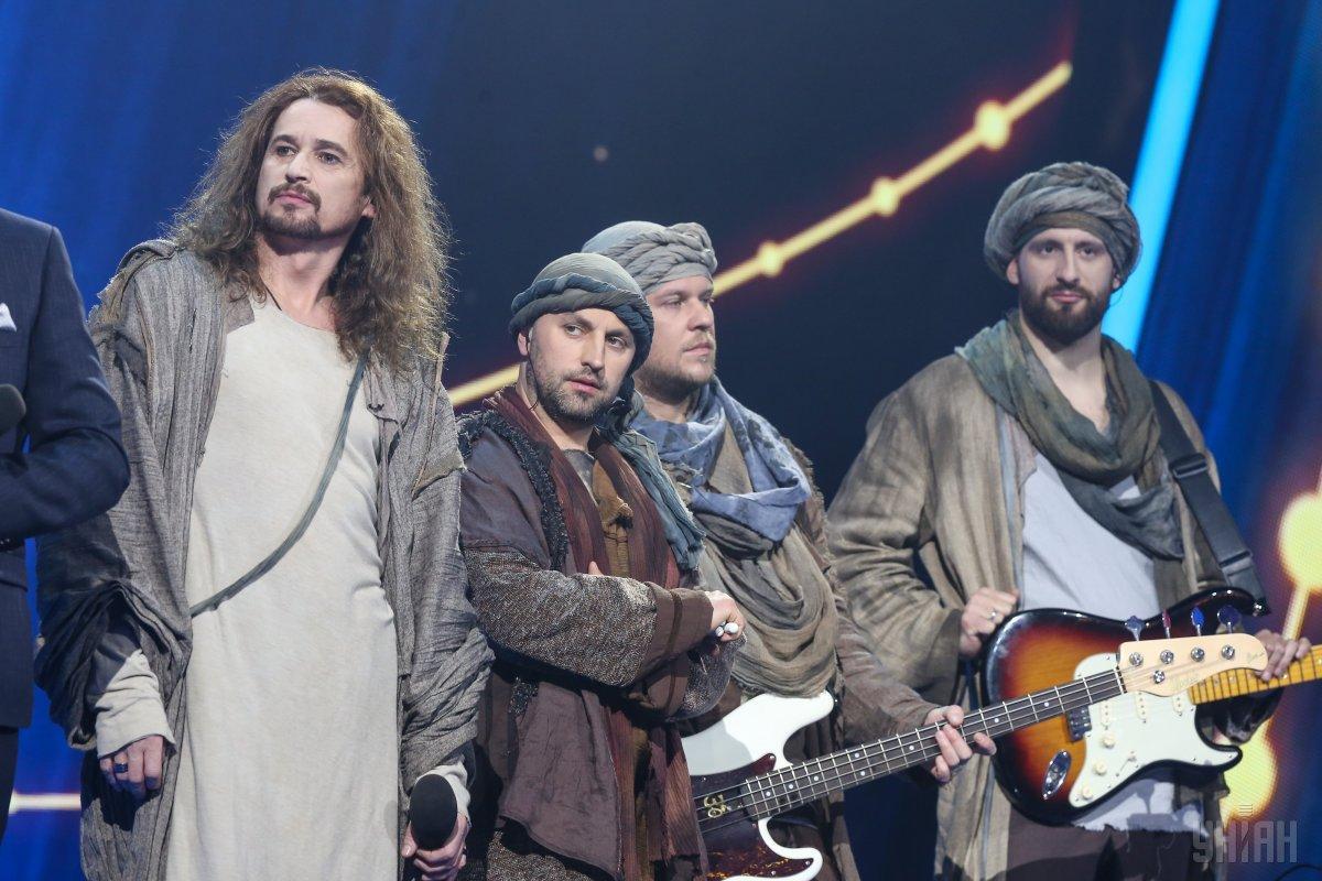 Очередной музыкант вфинале Евровидения— Одесский прорыв