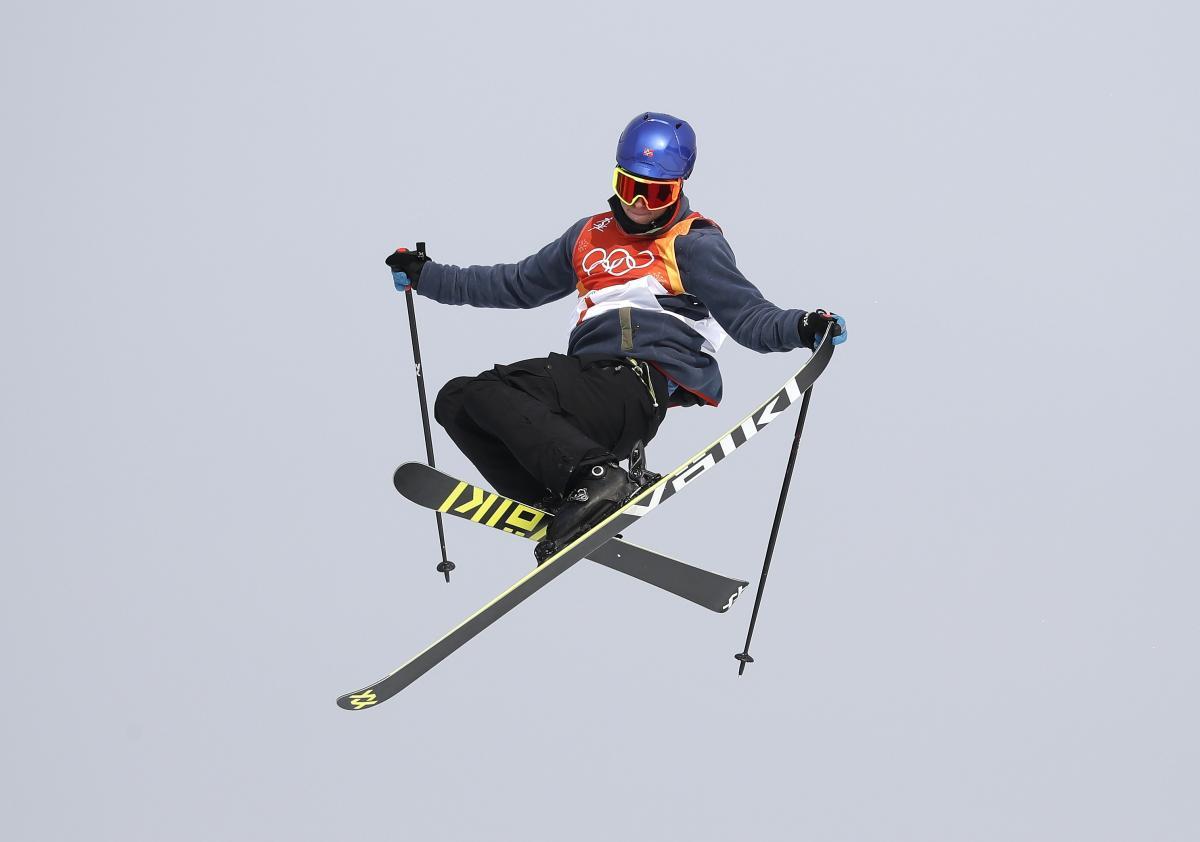 Норвежець Бротен завоював золоту медаль на Іграх-2018 у фрістайлі-слоупстайл