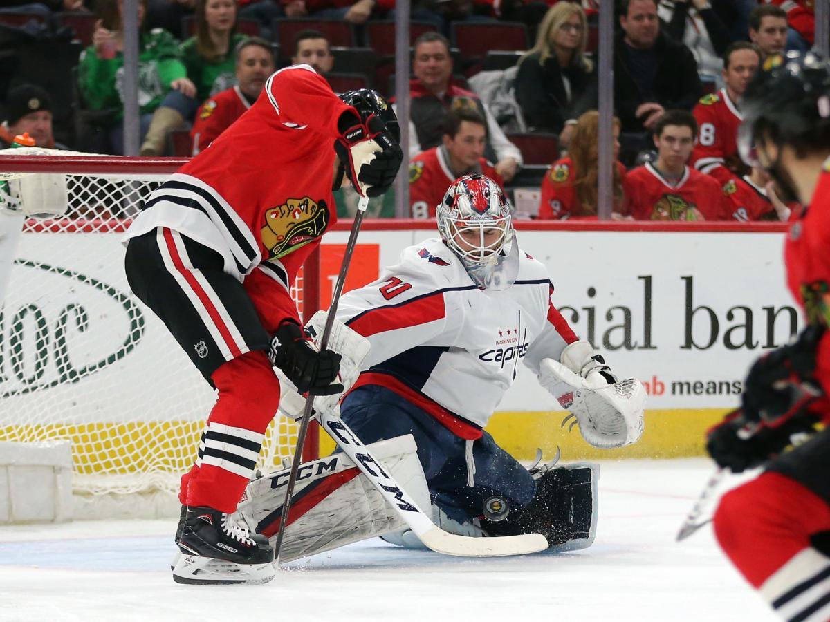 """""""Чикаго"""" розгромив """"Вашингтон"""", закинувши сім шайб у матчі НХЛ"""
