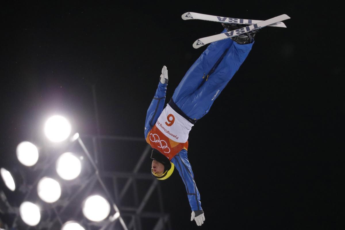 """""""Україна пишається"""": Порошенко привітав Абраменка з золотом на Олімпіаді в Пхьончхані"""
