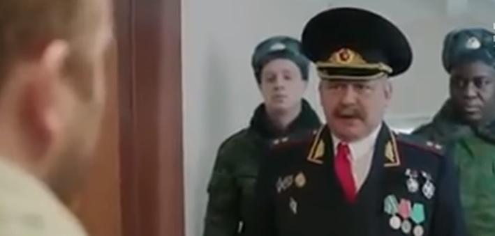 В России сняли очередной пропагандистский ролик / скриншот видео ТСН