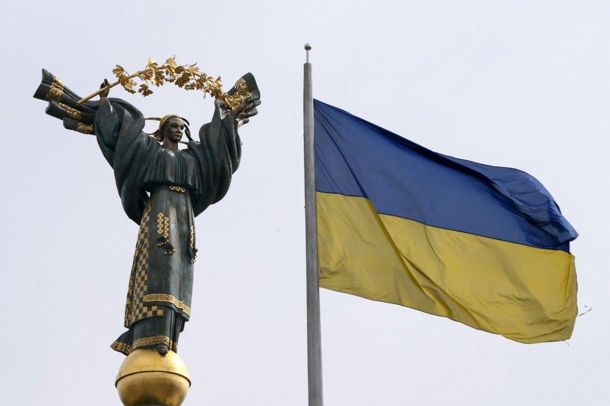 Падение экономики Украины немного замедлилось / REUTERS