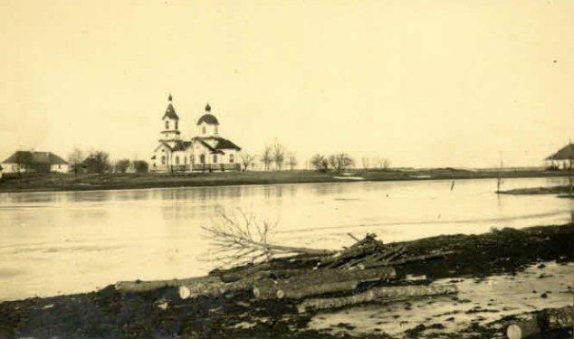 Праздник-Климентівська деревянная церковь / volynpost.com