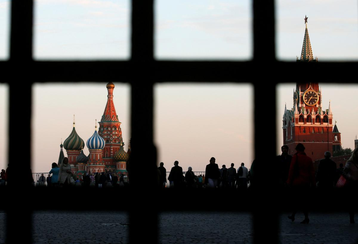Kremlin comments on U.S. statements over military build-up near Ukraine / REUTERS