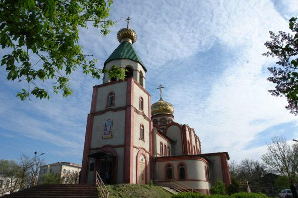 Свято-Георгиевский собор в Кизляре / pravmir.ru