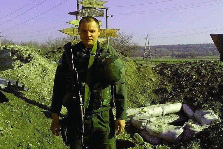 Кушнир умер на рассвете 18 февраля после полугода борьбы за жизнь / Фото facebook.com/teroboronaDonbass
