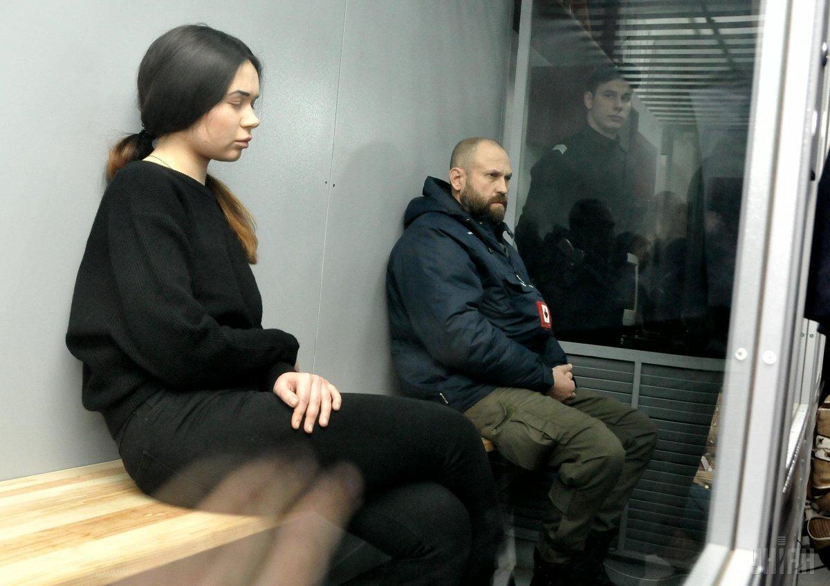 Зайцева скаржиться на головні болі, Дронов - на проблеми з тиском / фото УНІАН