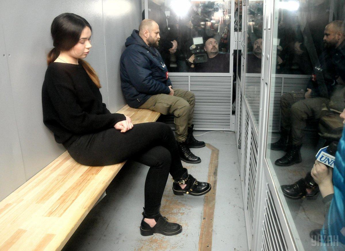Наступне засідання суду над Зайцевою і Дроновим призначенона 11 вересня \ УНІАН