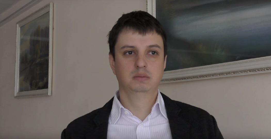 Після голосування за збільшення орендної ставки депутат Іванов перебуває у лікарні на обстеженні / Кадр із відео на YouTube