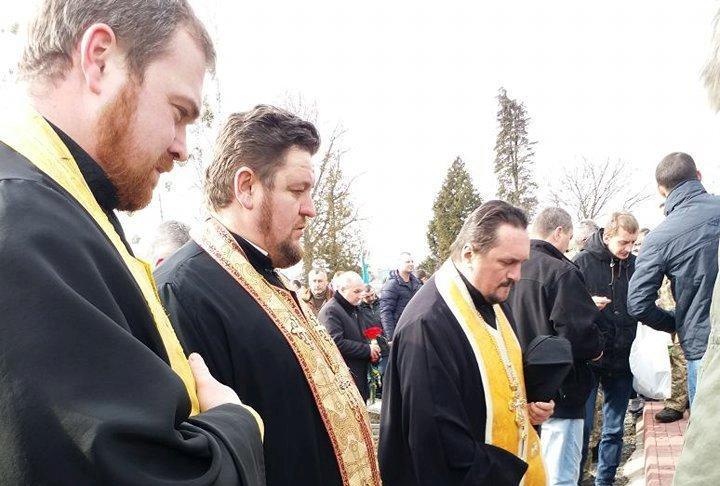 В мероприятиях приняли участие священники Мукачевской епархии / news.church.ua