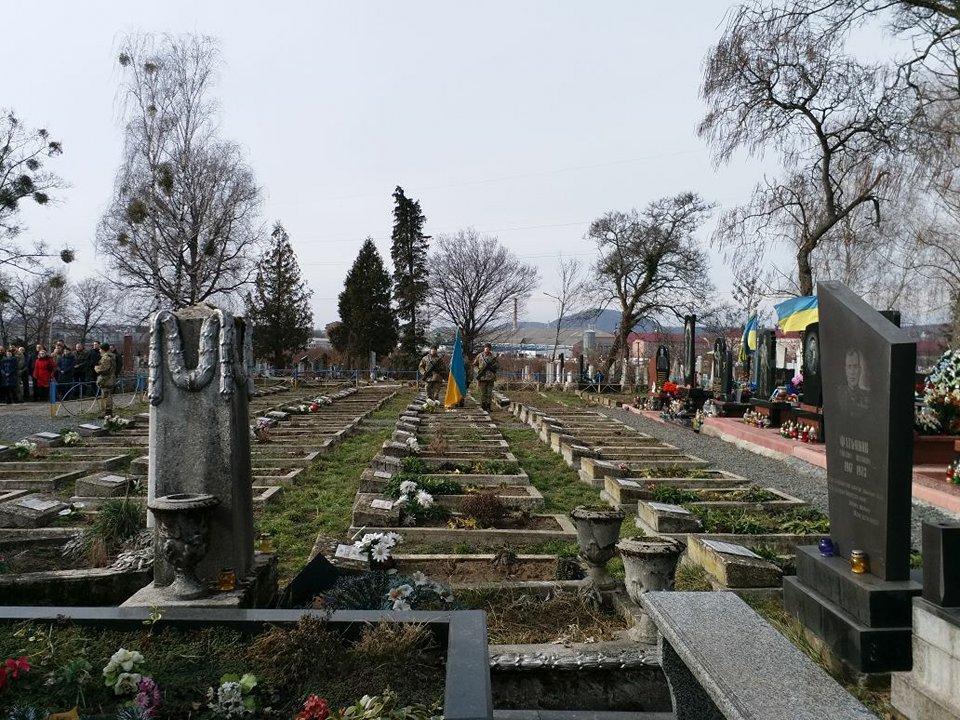 Мероприятия состоялись на центральном кладбище города / news.church.ua