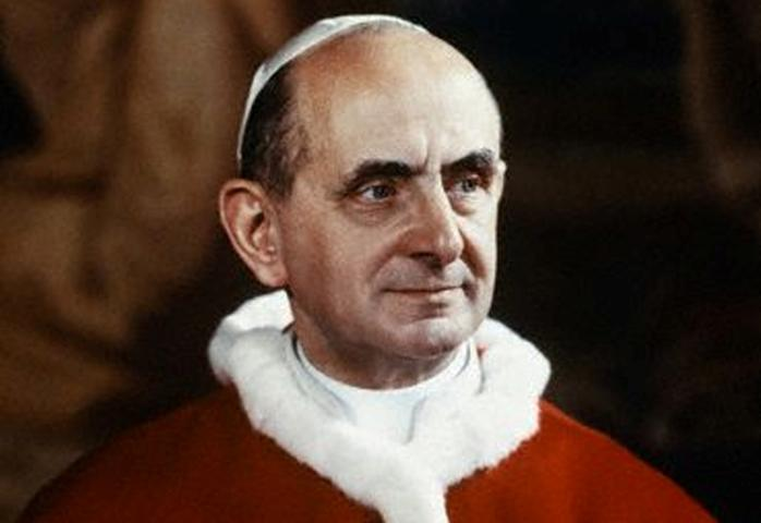 Папа Павло VI / velychlviv.com