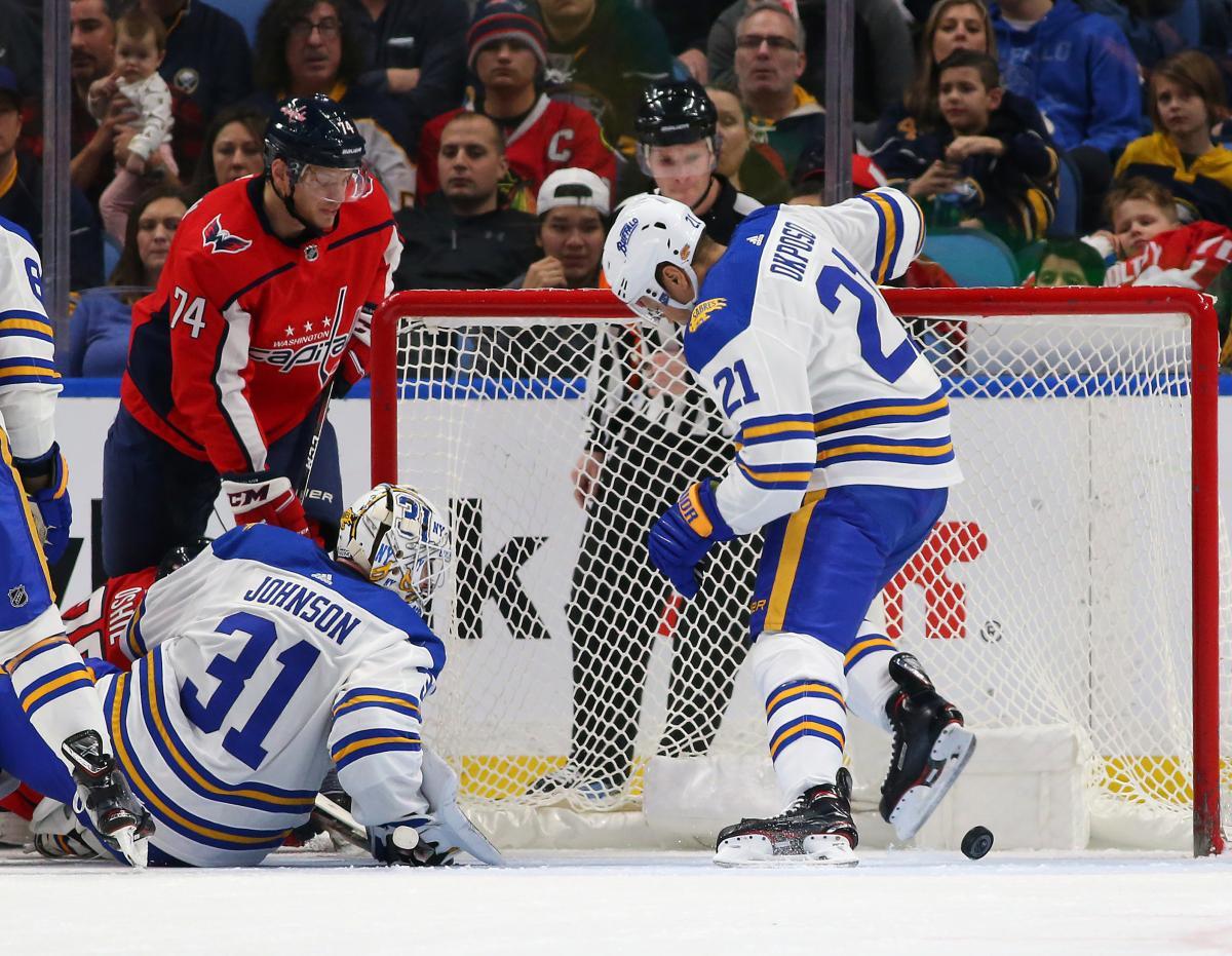 """""""Вашингтон"""" обыграл """"Баффало"""" и вышел в лидеры дивизиона НХЛ / Reuters"""