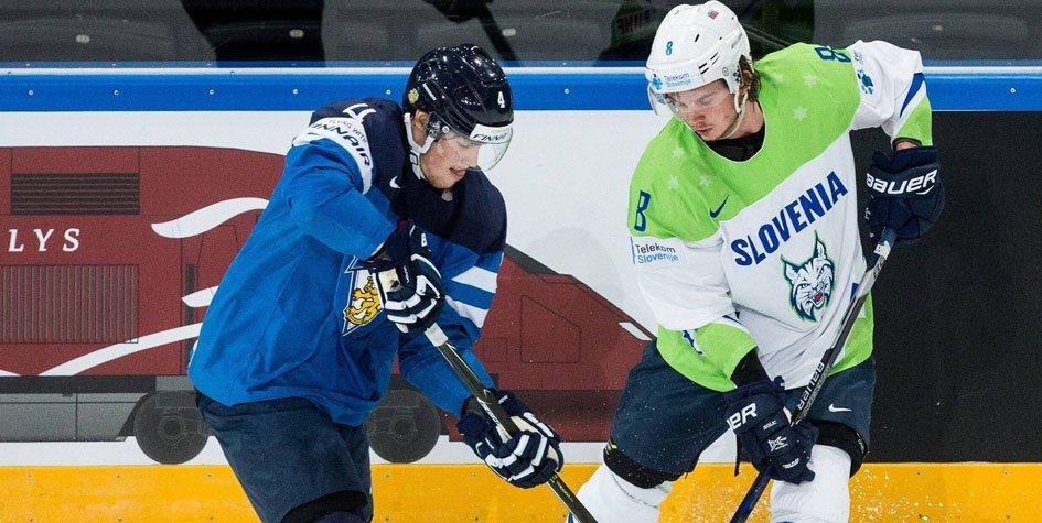 Хоккеист сборной Словении попался на допинге / Global Look Press